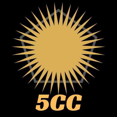 5CC Wrestling logo