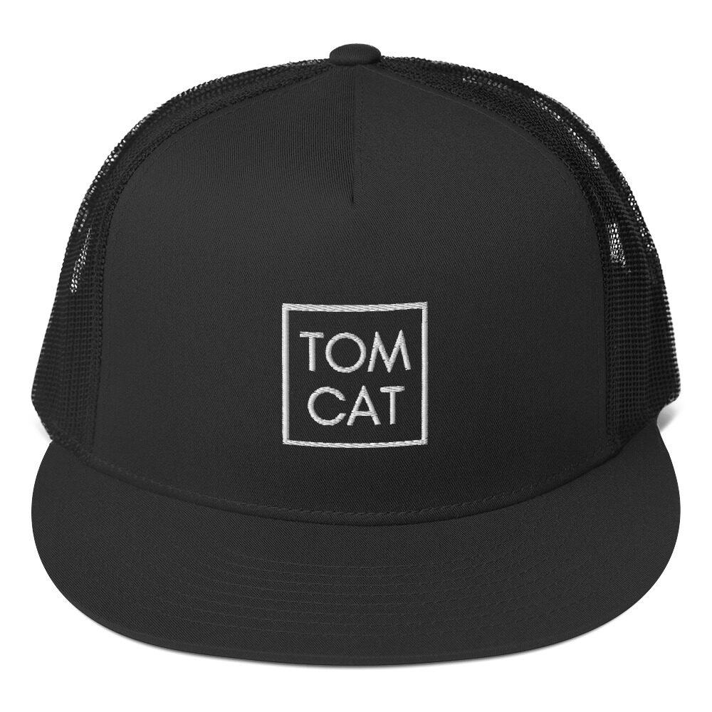 "Tomcat Jones ""Simply Simple"" Trucker Cap"