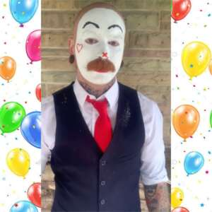 OH Wells the Clown