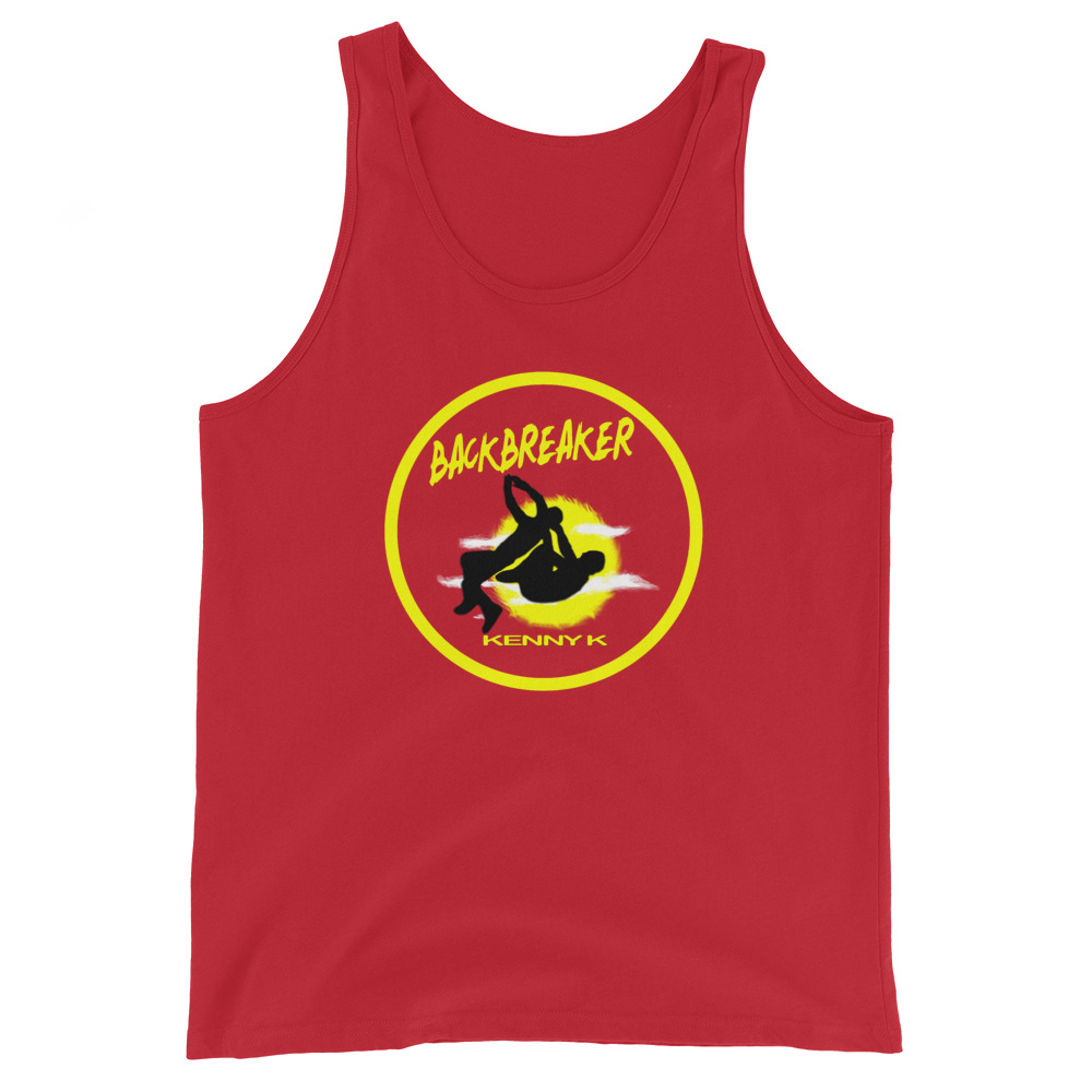 "The Kenny K ""Break-Watch"" Unisex Tank Top"