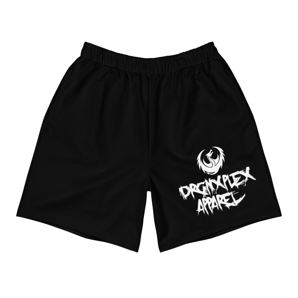 "DRGNxPLEX Apparel ""Street"" Men's Athletic Long Shorts"