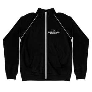 "DRGNxPLEX Apparel ""Future"" Piped Fleece Jacket"