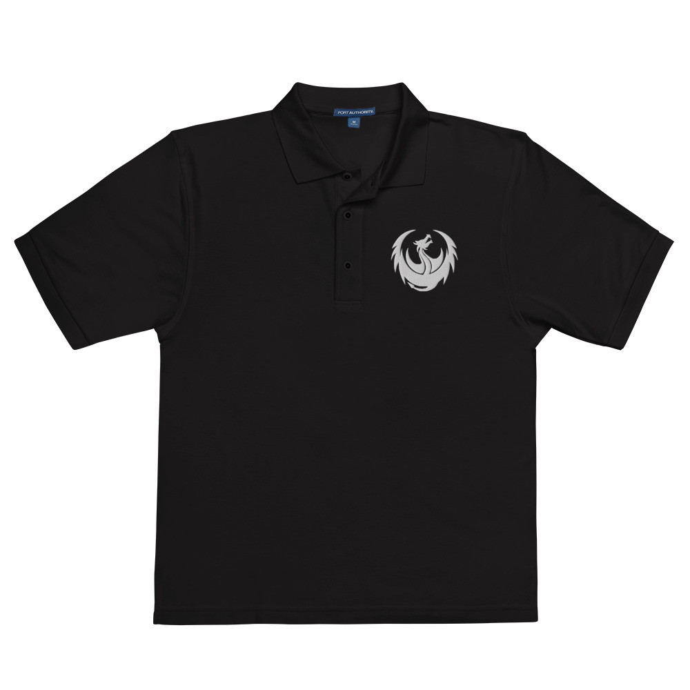 "DRGNxPLEX Apparel ""Logo"" Men's Premium Polo"