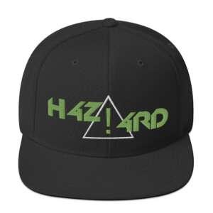 "H4Z4RD ""CAPS LOCK ON"" Snapback Hat"
