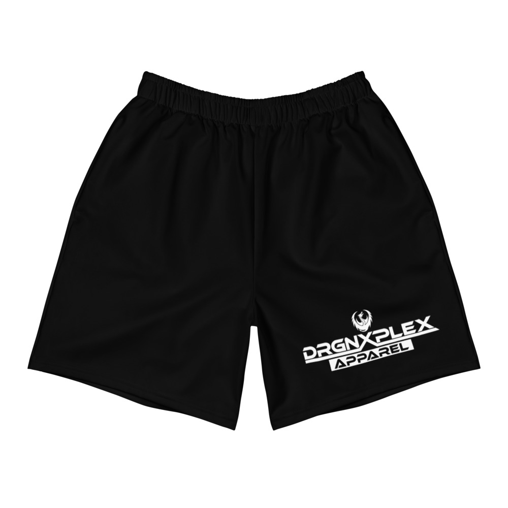 "DRGNxPLEX Apparel ""Future"" Men's Athletic Long Shorts"