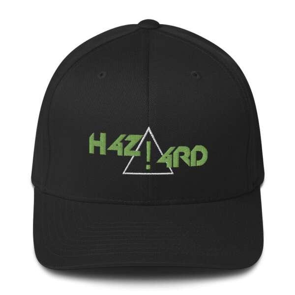 "H4Z4RD ""CAPS LOCK ON - CLK EDITION"" Flexfit Cap"