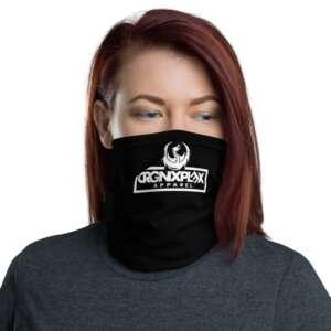 "DRGNxPLEX Apparel ""Gamer"" Neck Gaiter Face Mask"