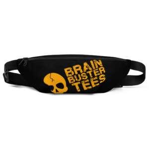 "Brainbuster Tees ""Logo"" Fanny Pack"