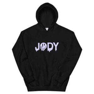 """Jody Himself """"Original Jody Logo"""" Unisex Hoodie"""