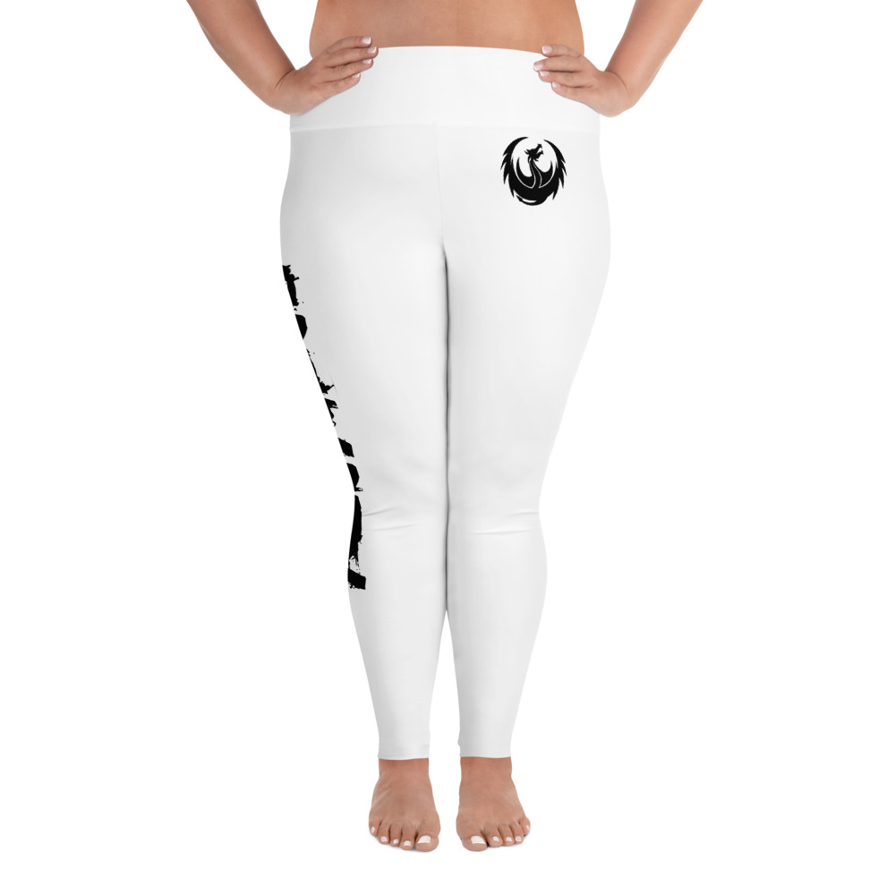 "DRGNxPLEX Apparel ""Street"" Plus Size Leggings"