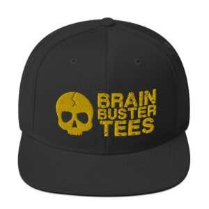 "Brainbuster Tees ""Logo"" Snapback Hat"