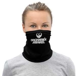 """DRGNxPLEX Apparel """"OG"""" Neck Gaiter Face Mask"""