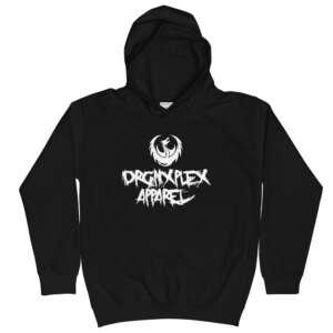 """DRGNxPLEX Apparel """"Street"""" Kids Hoodie"""