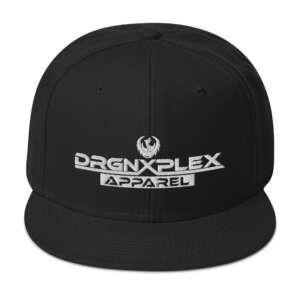 """DRGNxPLEX Apparel """"Future"""" Snapback Hat"""