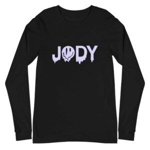 "Jody Himself ""Original Jody Logo"" Unisex Long Sleeve Shirt"