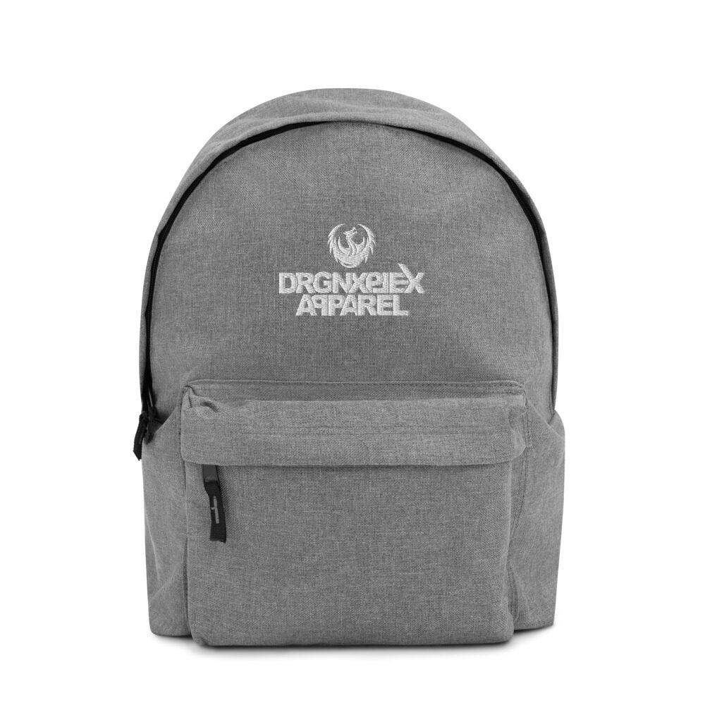 "DRGNxPLEX Apparel ""OG"" Embroidered Backpack"