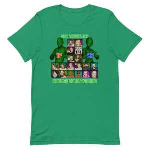 "5CC Wrestling ""Choose Your Warrior!"" Short-Sleeve Unisex T-Shirt"