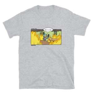 "COOPLEX ""Wrestling Twitter"" Short-Sleeve Unisex T-Shirt"