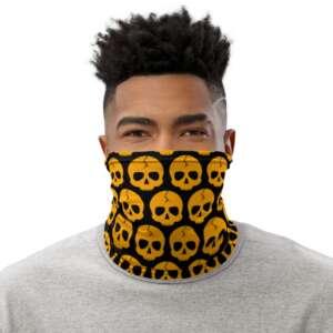"Brainbuster Tees ""Buster"" Neck Gaiter Face Mask"
