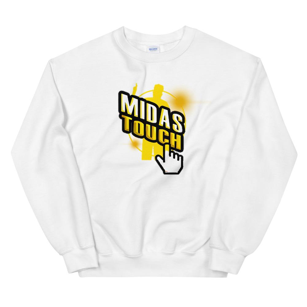 "MIDAS KREED ""Midas Touch"" Unisex Sweatshirt"