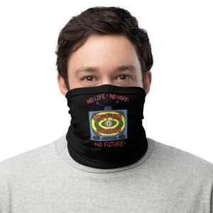 "Jody Himself ""No Future"" Neck Gaiter Face Mask"