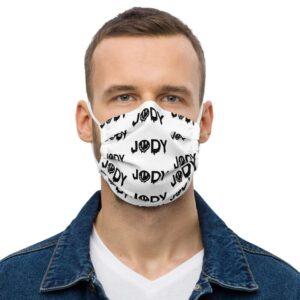 """Jody Himself """"Classic Jody"""" Premium face mask"""