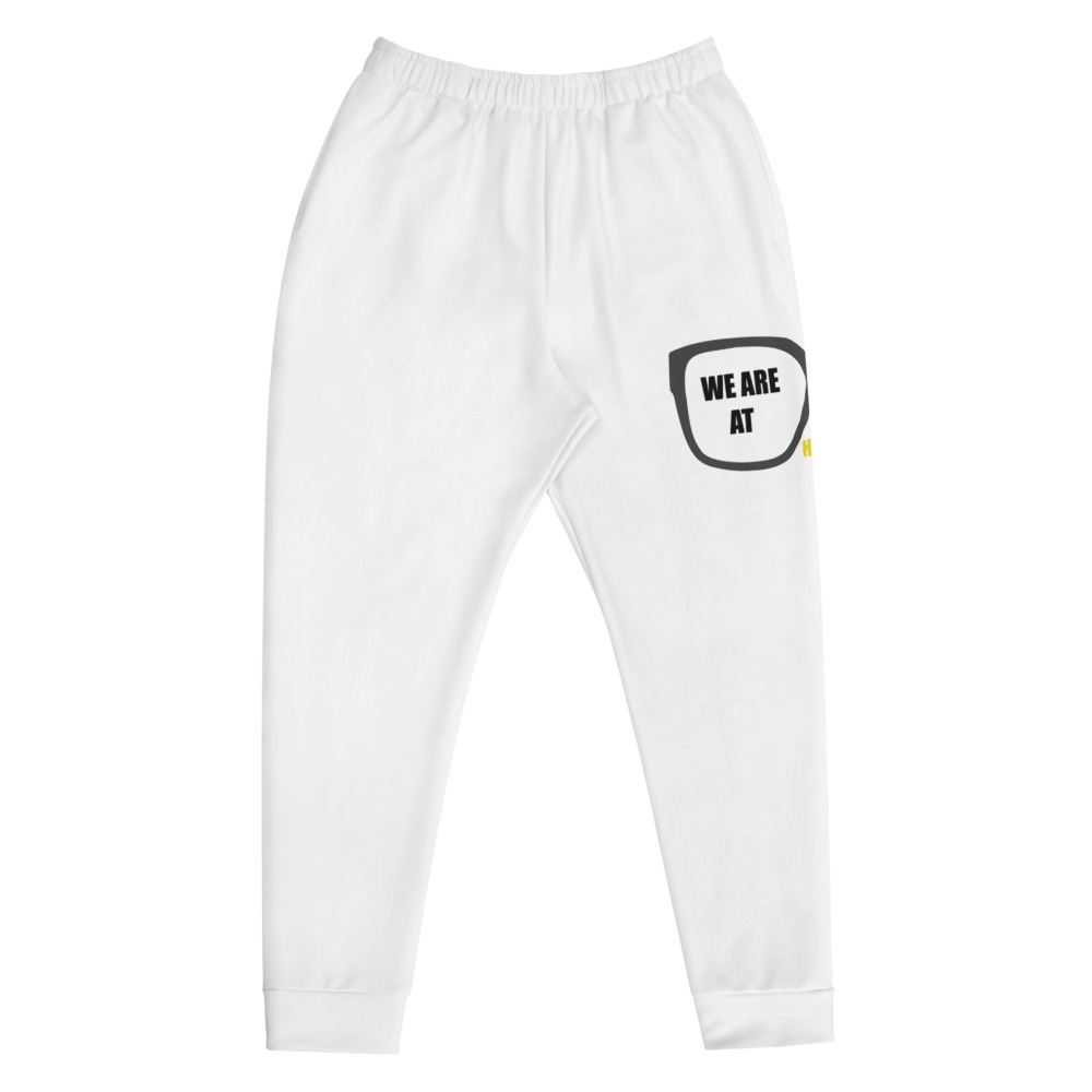"5CC Wrestling ""Ian Hutch: We Are All Nerds"" Unisex Joggers"