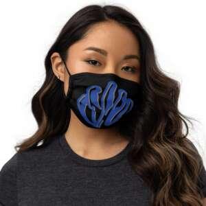 "Porter Blake ""House of Zhou"" Premium face mask"