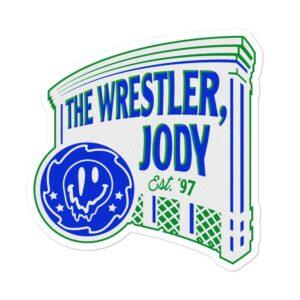 "Jody Himself ""Premium Lager"" Bubble-free stickers"