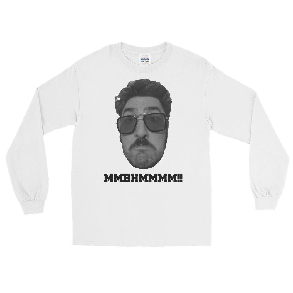 "Schwartzy ""MMHHMMMM!"" Unisex Long Sleeve Shirt"