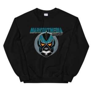 "Markoutmedia Podcast ""San Jose"" Unisex Sweatshirt"