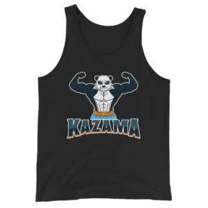 "Chris Kazama ""Adorable Violence"" Unisex Tank Top"