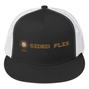"5CC Wrestling ""5-Sided Flix"" Trucker Cap"