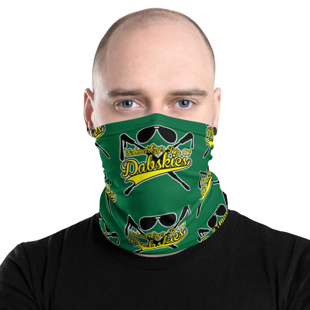 """Schwartzy """"Big Ol Dabskies!"""" Neck Gaiter Face Mask"""