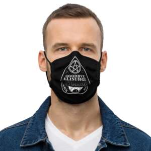 "Eli Surge ""PL4NCHETTE"" Premium face mask"