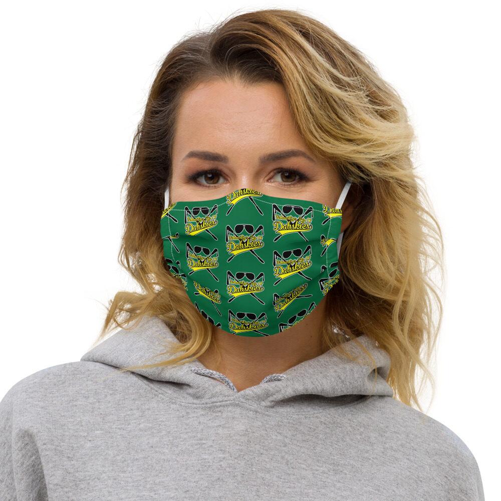 "Schwartzy ""Big Ol Dabskies!"" Premium face mask"