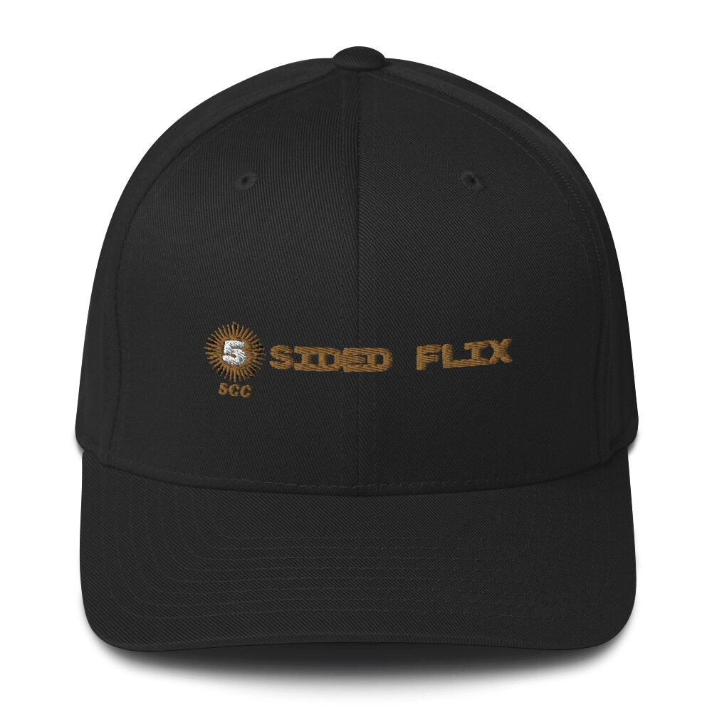 "5CC Wrestling ""5-Sided Flix"" Flexfit Cap"