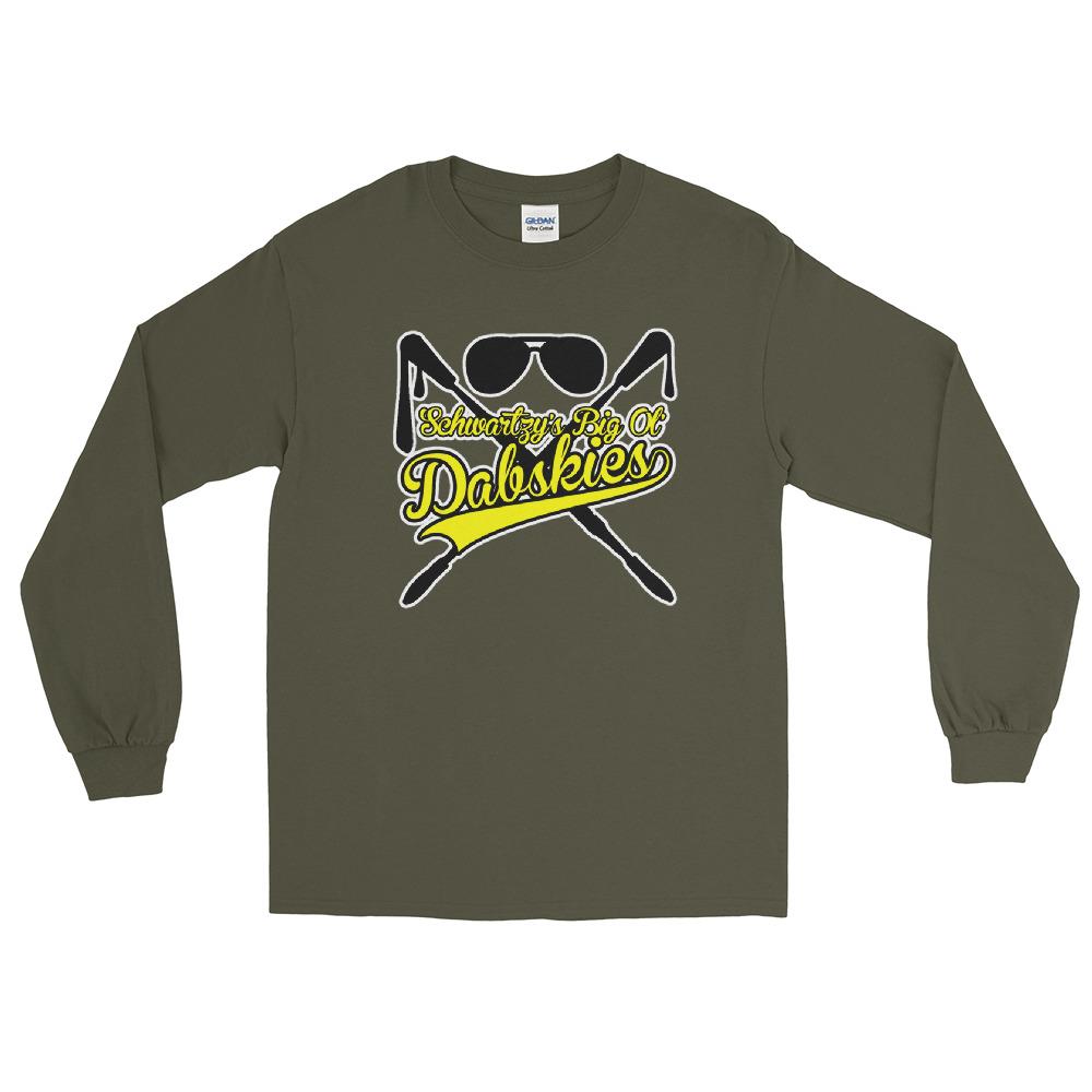 "Schwartzy ""Big Ol Dabskies!"" Unisex Long Sleeve Shirt"