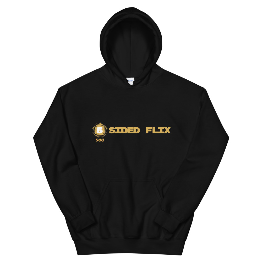 "5CC Wrestling ""5-Sided Flix"" Unisex Hoodie"