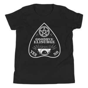 """Eli Surge """"PL4NCHETTE"""" Youth Short Sleeve T-Shirt"""