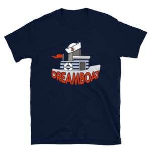 "SOS Pro Wrestling ""Vicky Dreamboat"" Short-Sleeve Unisex T-Shirt"