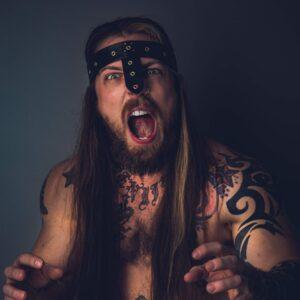 The Dread King Logan