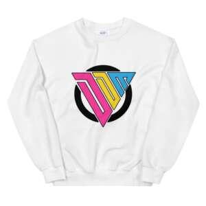 """Don't Die Miles """"DDM Logo"""" Unisex Sweatshirt"""