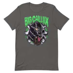 """BIG CALLUX """"- @ofthedead209"""" Short-Sleeve Unisex T-Shirt"""