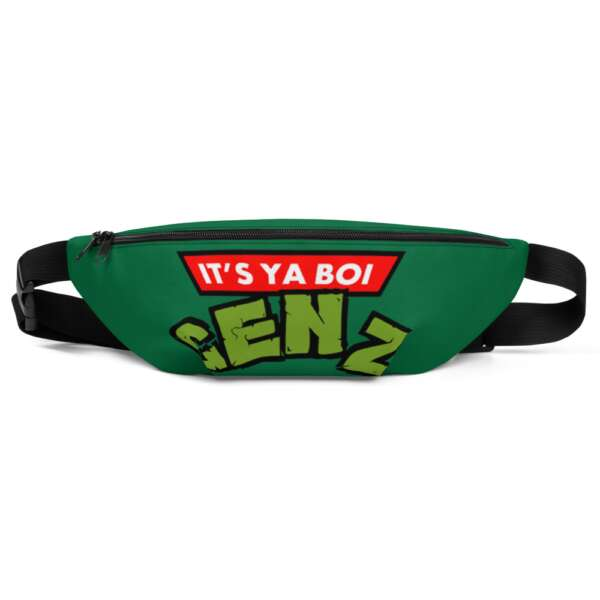 """Gen Z """"Did Someone Say Pizza?"""" Fanny Pack"""