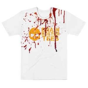 "Brainbuster Tees ""Death Match"" Short Sleeve Unisex T-Shirt"