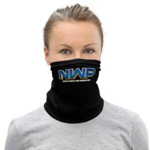 "North West Pro ""NWP Show Logo"" Neck Gaiter Face Mask"