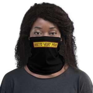 "North West Pro ""NWP Cartoon"" Neck Gaiter Face Mask"