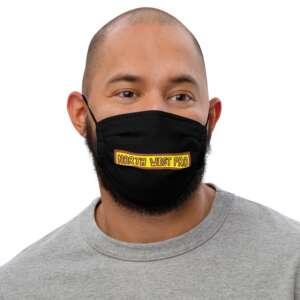"North West Pro ""NWP Cartoon"" Premium face mask"