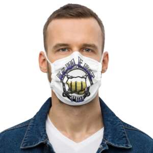 "New Edge Pro Wrestling ""New Edge Pro"" Premium face mask"
